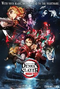 Demon Slayer The Movie: Mugen Train - Dubbed (VIP)
