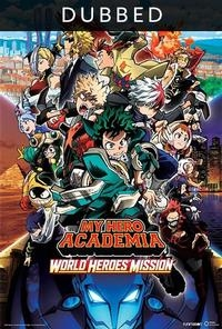 My Hero Academia: World Heroes' Mission (English Dubbed)