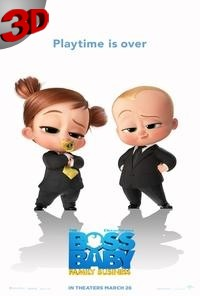 The Boss Baby: Family Business 3D