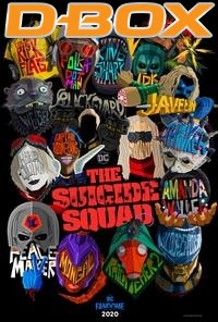 The Suicide Squad DBOX
