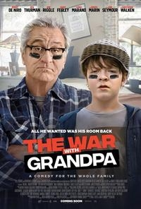 The War with Grandpa [Free Family Movie]