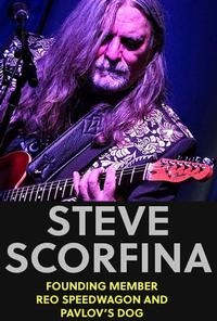 A Night with Steve Scorfina