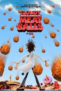 Cloudy With A Chance of Meatballs  Sensory Friendly