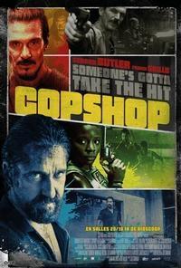 Copshop (Open Caption)