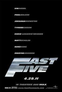 Fast Five  2011