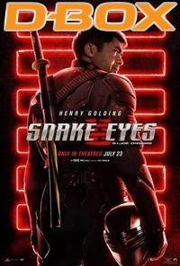 Snake Eyes: G.I. Joe Origins DBOX