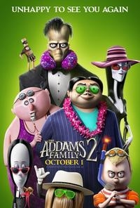 The Addams Family 2  Bistro