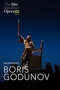 The Metropolitan Opera: Boris Godunov