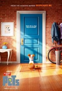 The Secret Life of Pets (Free Admission) playing at MIRAGE